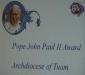 John Paul 2 Awards No. 002