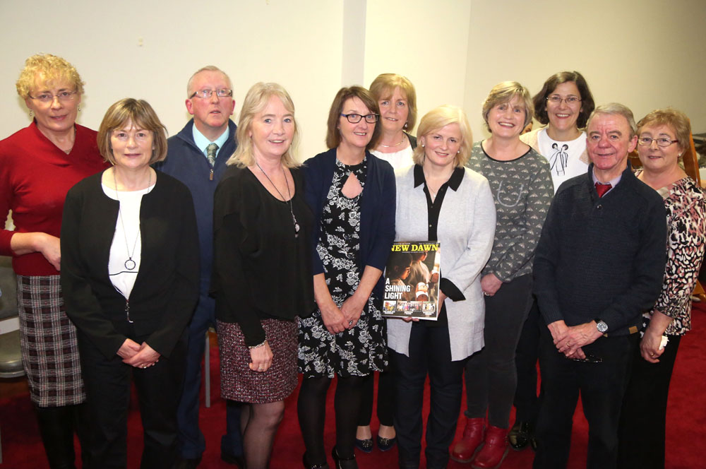 Launch of the 18th Issue of New Dawn, Credit Union building, Clare St., Ballyhaunis