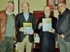 Christy Loftus, Thomas Walsh, Fr. Pádraig O Connor, John Fallon