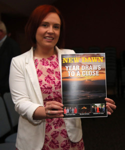 Launch of Ninth Issue of New Dawn