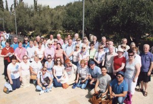 Holy Land Pilgrimage October 2015 Courtesy of Christy Daly