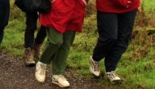 Pilgrim Walkers