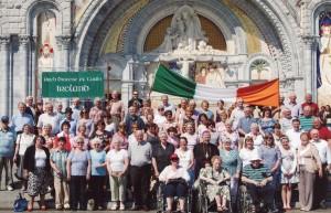 Diocesan Pilgrimage to Lourdes.web