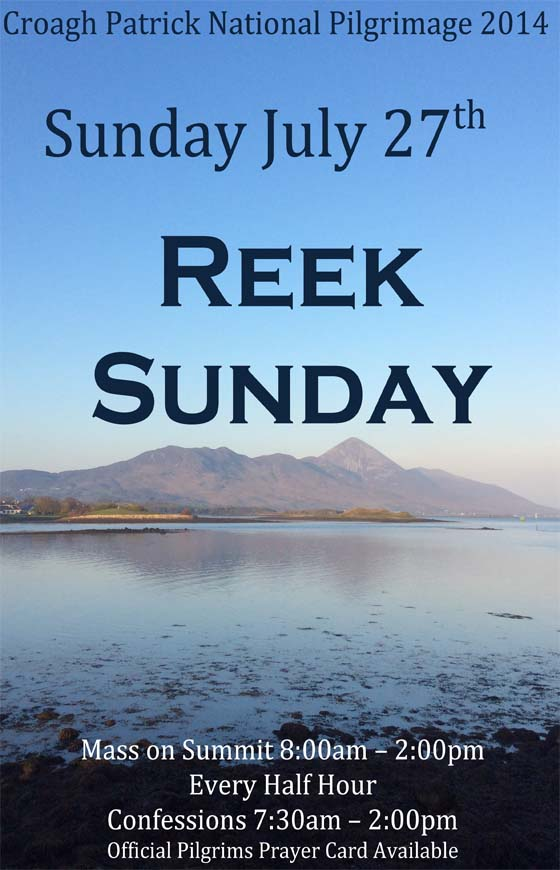 microsoft word reek sunday poster docx archdiocese of tuam