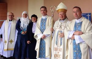 Praying for Peace in Knockweb