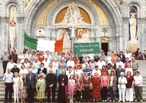 Lourdes 2011 Irish Catholic
