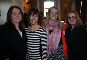 Principals who attended: Maura Goggins (Belcarra), Breda Murphy (Newcastle, Athenry), Iseult Mangan (Cloghans Hill), Sheila Jennings (Lehinch, Hollymount)