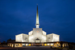 Knock Shrine Basilica: A & D Wejchert & Partners Architects